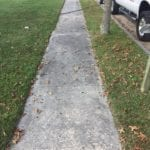 Concrete Sidewalk Cleaning Easton MD