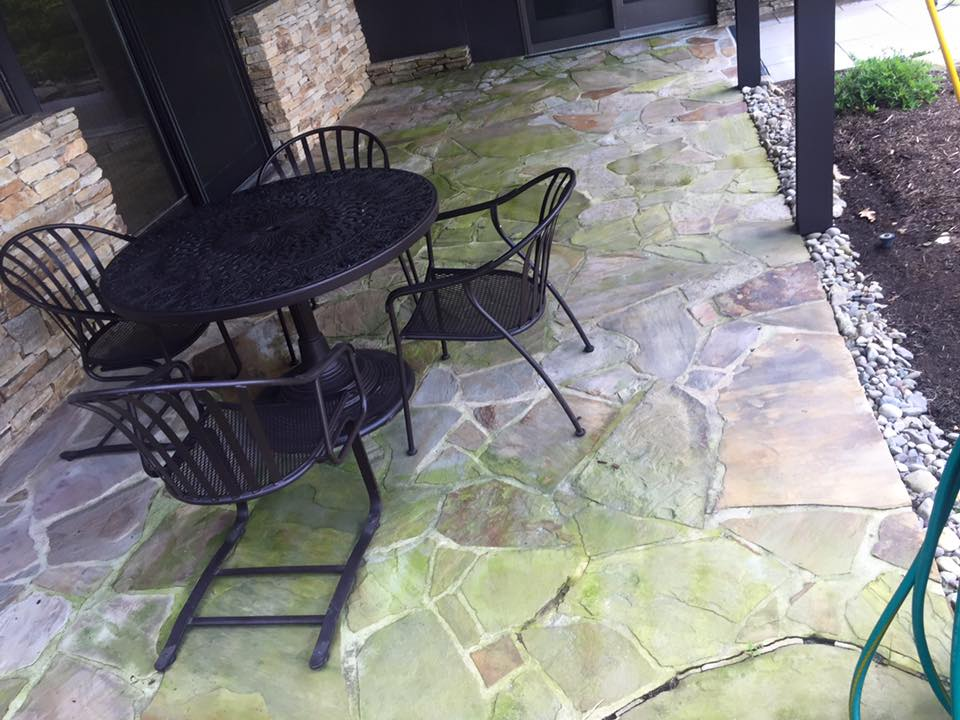 Concrete Cleaning Talbot Pro Wash Easton Md And