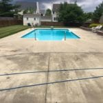 Concrete Pool Cleaning Easton MD